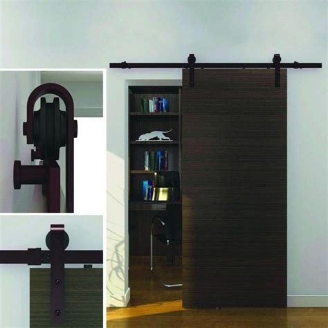 Barn Sliding Door Hardware Canada by Barn Door Hardware Home Depot Canada Doorswallstrim