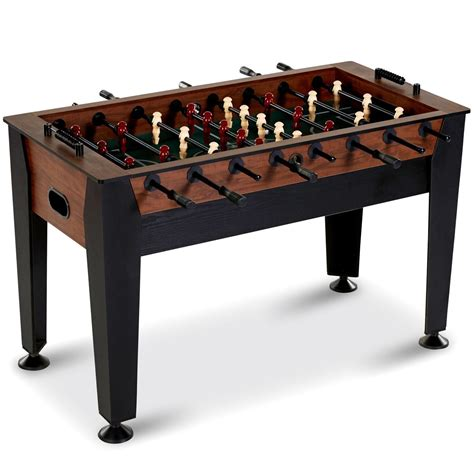 foosball soccer table  competition sized arcade game