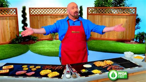 grille tv free miracle grill mat official tv commercial