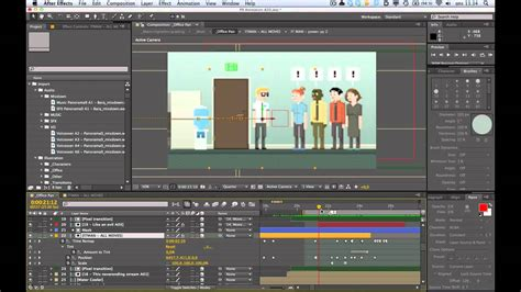 Replacement Animation In After Effects Using Time Remap