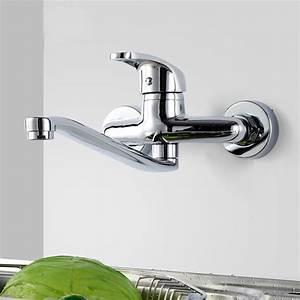 robinet de cuisine en laiton solide l18cm pour salle de With porte d entrée alu avec robinet salle de bain style retro