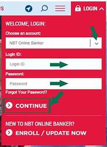 Nbt Online Banking Login  U2014 Money Plate