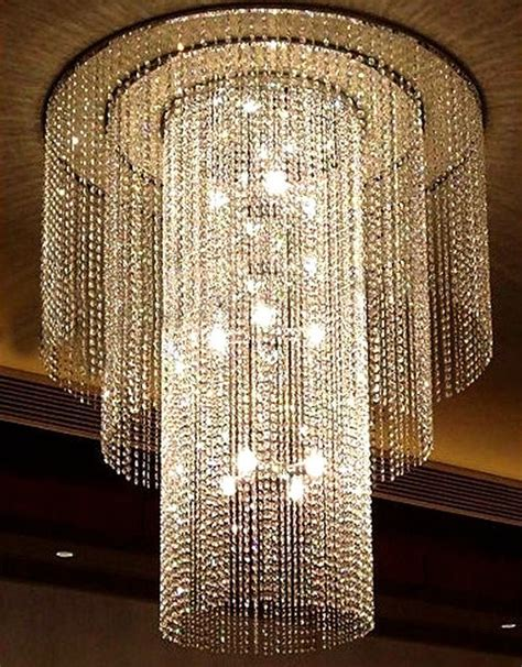 modern large size object chandelier contemporary