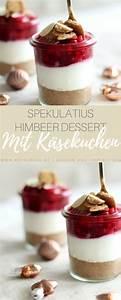 Weihnachtsmenü Zum Vorbereiten : no bake cheesecake im glas spekulatius himbeer rezept dessert pinterest himbeer ~ Eleganceandgraceweddings.com Haus und Dekorationen