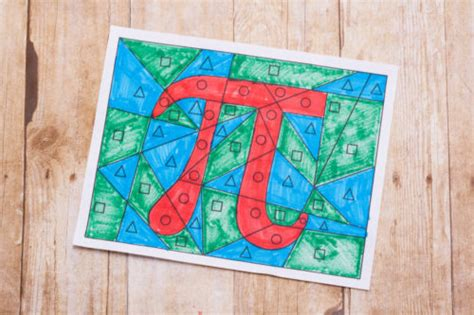 Fun Pi Activity For Kids