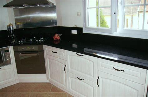 granite cuisine cuisine granite noir