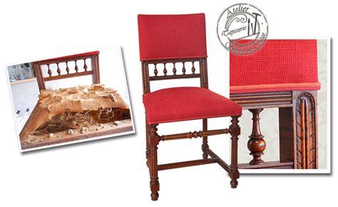 comment capitonner une chaise tapisserie d ameublement atelier secrets de si 232 ge