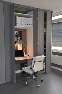 small apartment design idea create a home office in a