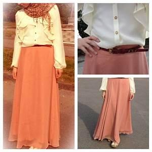 Hijab style fashion skirt hijabista fashionists maxi   Mix Nu0026#39; Match / Outfit   Pinterest ...
