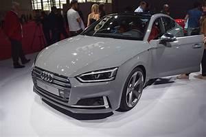 Audi Paris : audi s5 at paris motor show stable vehicle contracts ~ Gottalentnigeria.com Avis de Voitures