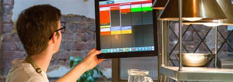 qsr automations kitchen display systems poscaribbean