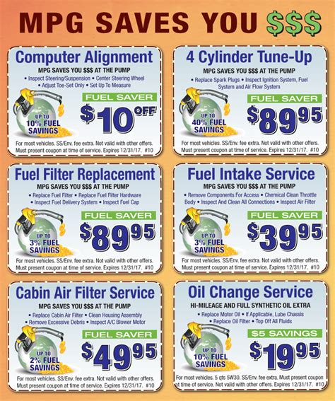 Ford Service Coupons Printable   Upcomingcarshq.com