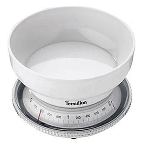 prix balance de cuisine terraillon balance de cuisine mécanique t205 blanche