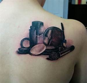 Makeup artist tattoo   Tattoo   Pinterest