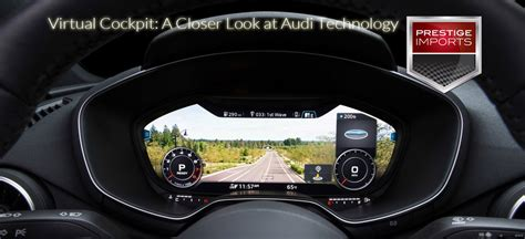 virtual cockpit google streetview audi sportnet