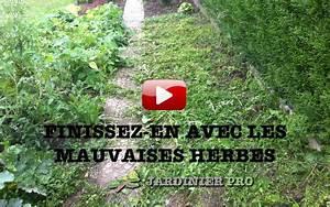 Comment Enlever Les Mauvaises Herbes : formation un jardin sans mauvaises herbes jardinier pro ~ Melissatoandfro.com Idées de Décoration