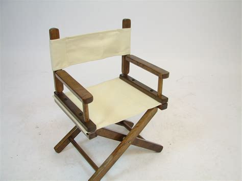 embroidered toddler s directors chair by gold medal