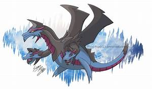 Pokemon Hydreigon Images | Pokemon Images