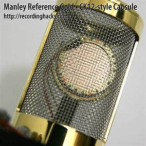 Manley Laboratories  Inc Reference Gold