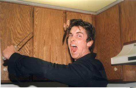 Just Christian Bale His Kitchen Recyclebin Meme
