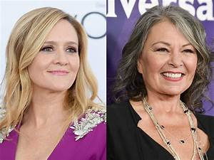 Samantha Bee and Roseanne Barr: Two comedians, one angry ...