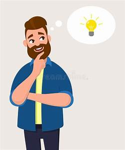 Smile Bulb Flat Icon Stock Illustration  Illustration Of
