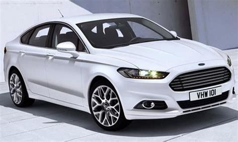 2016 Ford Mondeo Review And Price