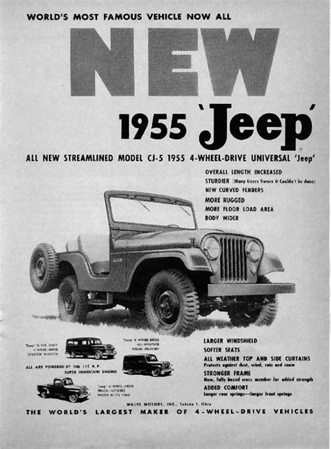 jeep wrangler ads 1000 images about old jeep ads pictures on pinterest