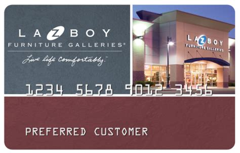 synchrony financial and la z boy extend consumer credit