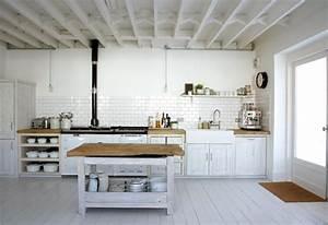 Le parquet blanc une jolie tendance deco archzinefr for Parquet blanc laqué