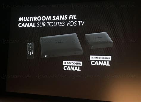canal plus cuisine tv nouveau décodeur canal ultra hd mini décodeur et fast