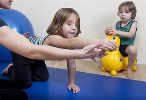 Intense Physical Therapy Improves Movement for Kids with CP
