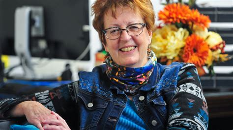 Great Falls College MSU CEO Susan J. Wolff announces ...