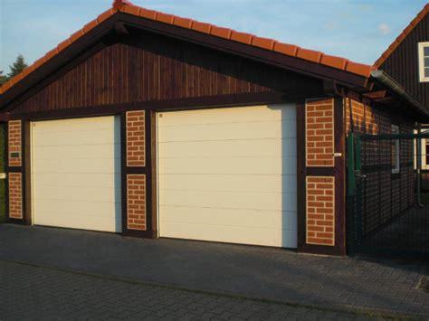 Fachwerk Garage  Gifhorn, Satteldach Kvh 7,00 X 7,00 M