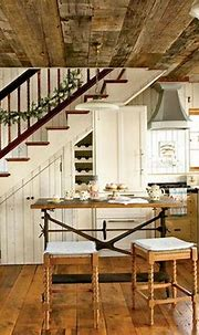 68+ Beautiful and Quaint Cottage Interior Design ...