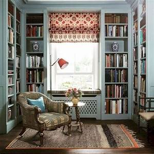 42, Inspiring, Home, Library, Room, Design, Ideas, For, Those, Who, Like, To, Read, Books, They, Must, U2026, In