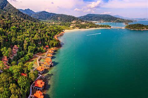 Langkawi Beach From Above Langkawi Malaysia Sumfinity