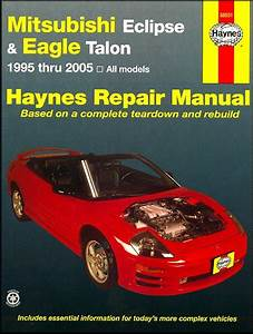 Mitsubishi Eclipse  Eagle Talon Repair Workshop Manual