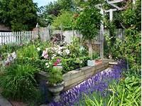 cottage garden plans Cottage Garden - eine der beliebtesten Gartenformen - fresHouse