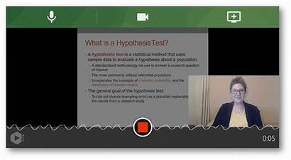 Powerpoint Record Presentation Panopto Way Express Recording
