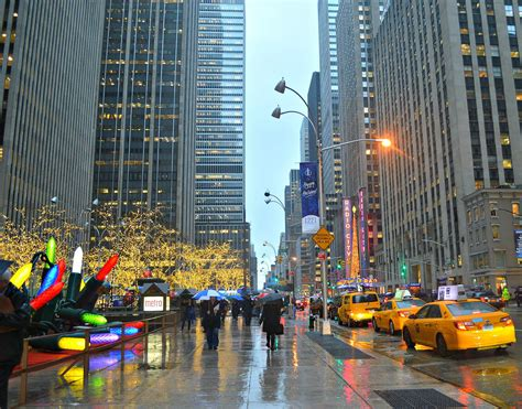 when does christmas start in new york my in new york city one one world
