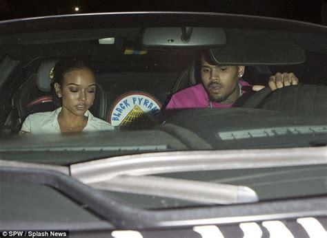 Tupac Chris Brown Car
