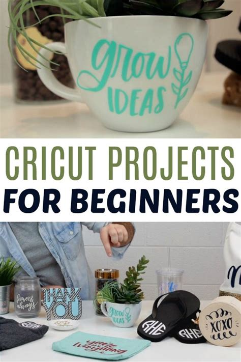 cricut projects  beginners makers gonna learn