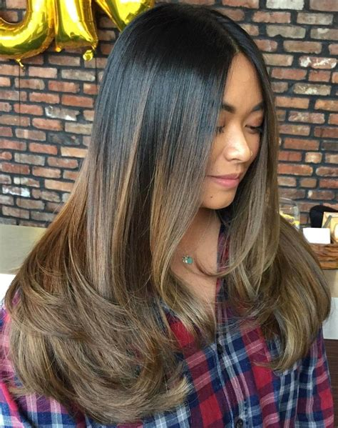 20 Head Turning Haircuts and Hairstyles for Long Thick