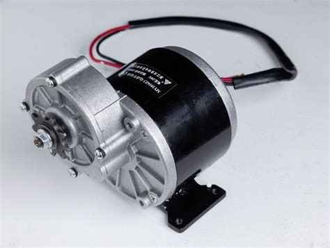 An Electric Motor by 350 W 24v Electric Motor F Bicycle Ebike Scooter Gear