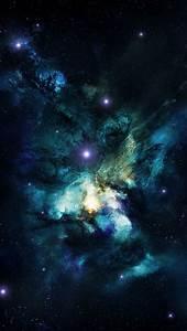Shiny Galaxy iPhone wallpaper   My iPhone   Pinterest ...