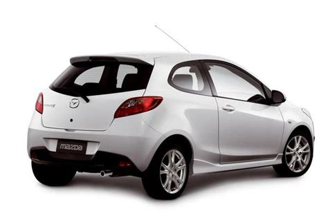 mazda small car mazda announced mazda2 3dr uk pricing car news top speed