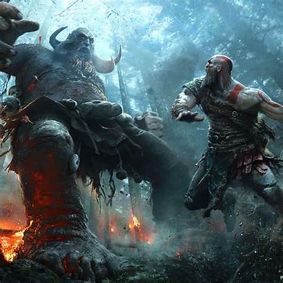 God War Wallpapers Background Ps4 Games Pc
