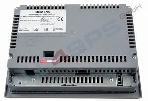 Siemens Siplus Hmi Ktp600 Basic Color  6ag1647