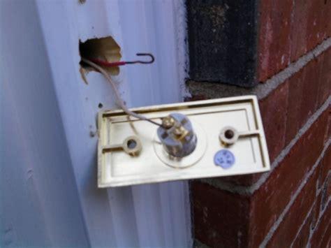 Troubleshooting Repairing Broken Doorbell All